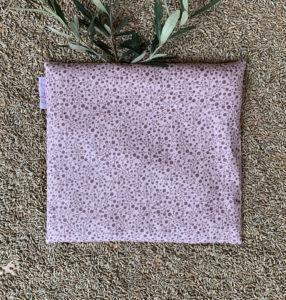 Wärmekissen Bio-Baumwolle - Bio-Roggenfüllung